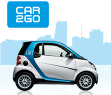 Car2Go Miami Launch