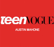 Teen Vogue Segment On Austin Mahone & Friends