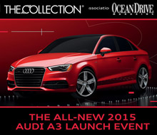 AUDI A3 Campaign With The Collection & Ocean Drive