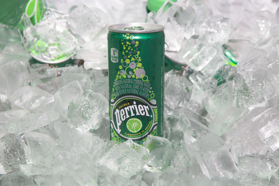 Perrier Compact Can