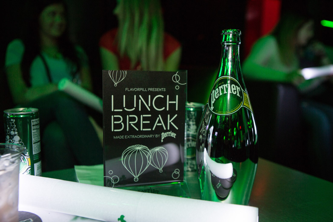 Perrier Branded Materials