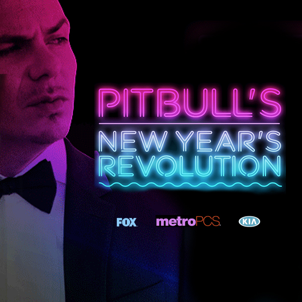 FOX'S PITBULL NYE SPECIAL